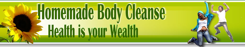 Do-it-yourself Body Detoxification
